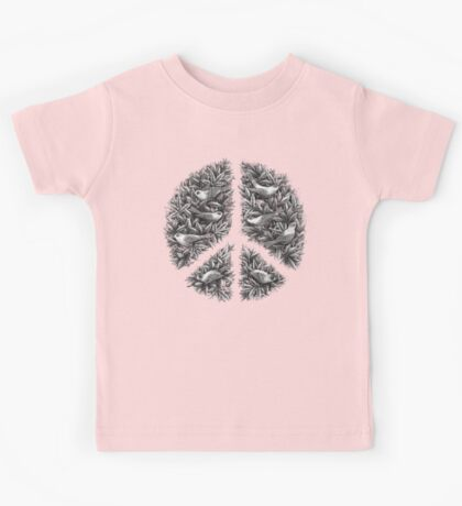 Peace Naturalis Kids Tee