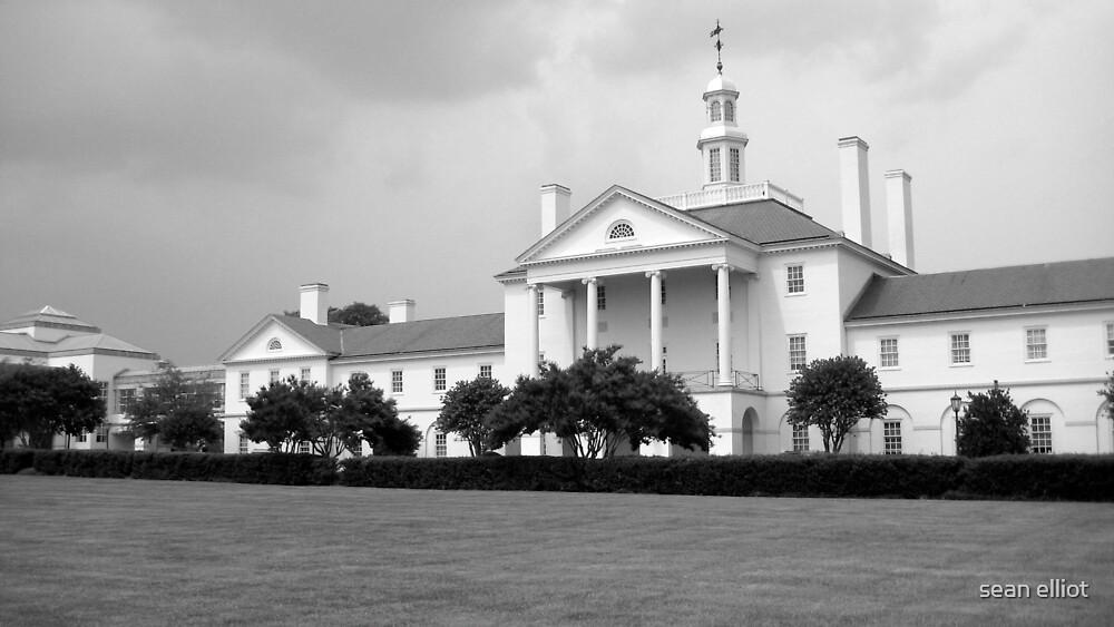 Richmond, Virginia by sean elliot