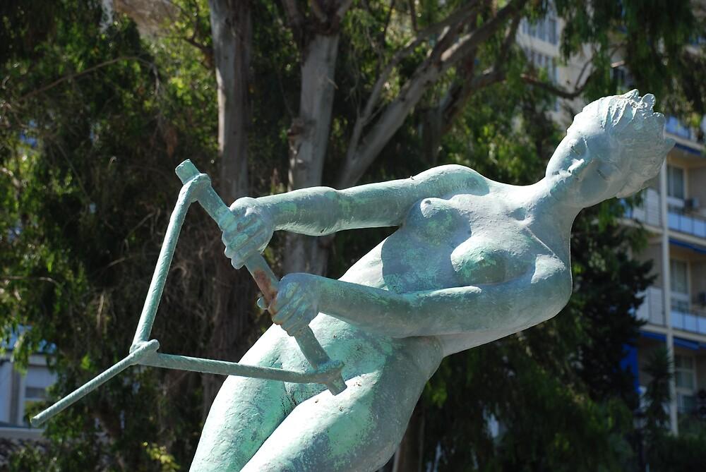 Statue 1 by Maddie