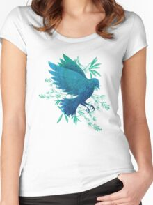 Birdy Bird Women's Fitted Scoop T-Shirt