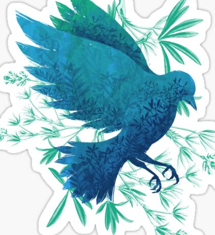 Birdy Bird Sticker
