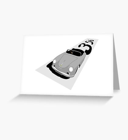 Classic 356 Speedster Greeting Card