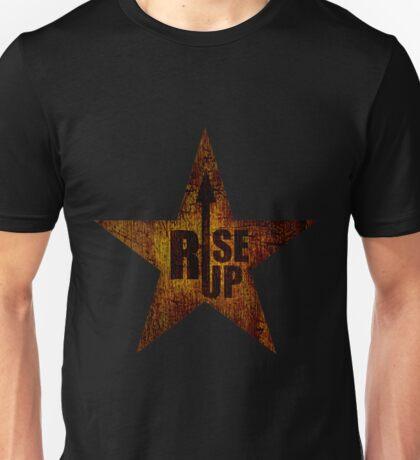 RISE UP GRUNGE VINTAGE-HAMILTON MUSICAL Unisex T-Shirt