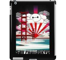 San Fransokyo,home of the Baymax iPad Case/Skin
