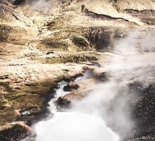 Icelandic Steam  by Marsstation
