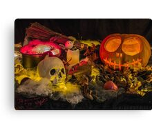 Trick or Treat ? Canvas Print
