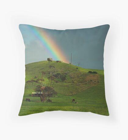 Hillside Throw Pillow
