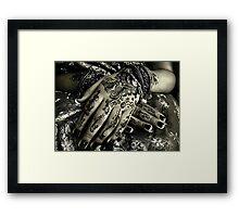 Adornment Framed Print