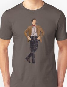 Eleventh Doctor - Doctor Who Unisex T-Shirt
