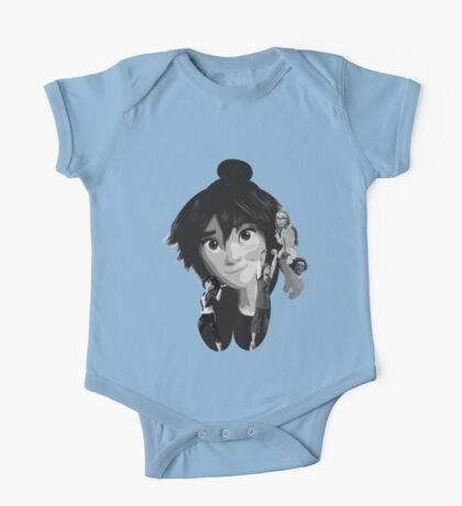 All in one! (Big Hero 6) One Piece - Short Sleeve