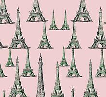 Eifel Tower Graphics by timelessfancy