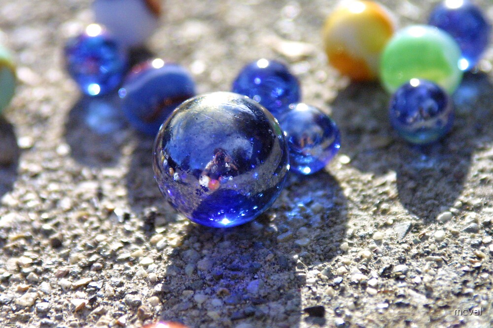I've lost my marbles by mcval
