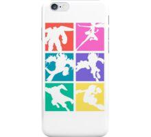 Big Hero 6, colored! iPhone Case/Skin