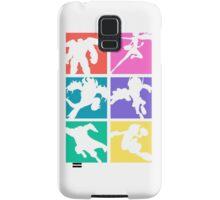 Big Hero 6, colored! Samsung Galaxy Case/Skin