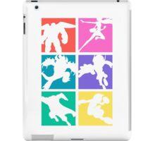 Big Hero 6, colored! iPad Case/Skin
