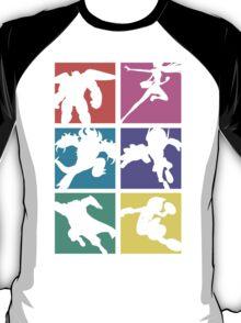 Big Hero 6, colored! T-Shirt