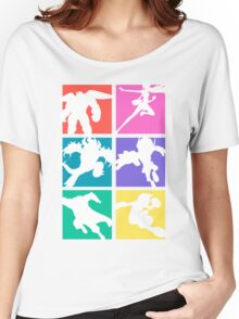 Big Hero 6, colored! Women's Relaxed Fit T-Shirt