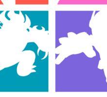 Big Hero 6, colored! Sticker
