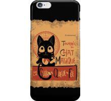 Le Chat Magique iPhone Case/Skin