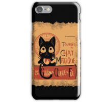 Le Chat Magique iPhone Case/Skin