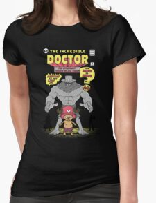 The Incredible Doctor Womens Fitted T-Shirt