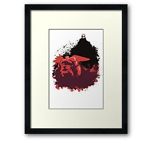 Splashhh! (Big Hero 6) Framed Print