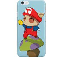 Super Teemo Bros iPhone Case/Skin