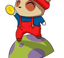 Super Teemo Bros by crabro