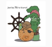 Say NO to Scurvy! T-Shirt