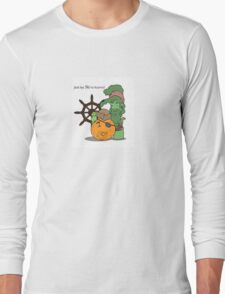 Say NO to Scurvy! Long Sleeve T-Shirt