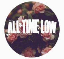 all time low rosy logo 2 by maydolma