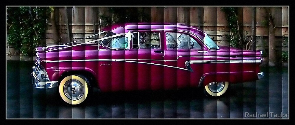 Hot Pink by Rachael Taylor