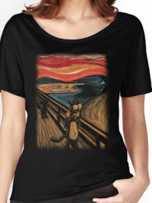 Scream in Springfield Women's Relaxed Fit T-Shirt