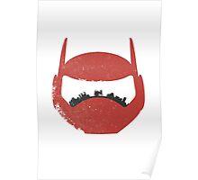 Baymax's Helmet! Poster