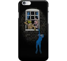 Banksy Muppets iPhone Case/Skin