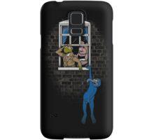 Banksy Muppets Samsung Galaxy Case/Skin