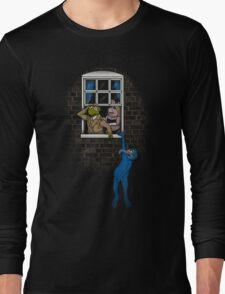 Banksy Muppets Long Sleeve T-Shirt