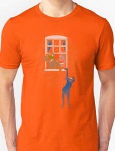 Banksy Muppets Unisex T-Shirt