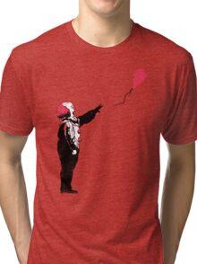 Balloon Clown Tri-blend T-Shirt