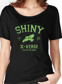 Shiny XV Team (green variant) Women's Relaxed Fit T-Shirt