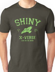 Shiny XV Team (green variant) Unisex T-Shirt