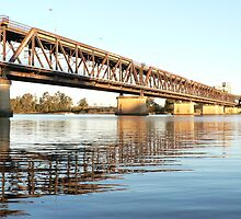 Grafton Bridge, Grafton NSW by Daniel Searle