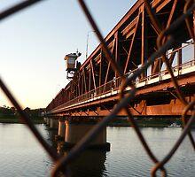 Grafton Bridge, Grafton NSW by Daniel Searle