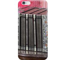 old Harmonica iPhone Case/Skin