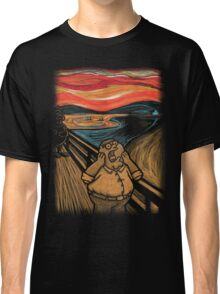 Scream in Quahog Classic T-Shirt