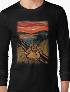 Scream in Quahog Long Sleeve T-Shirt