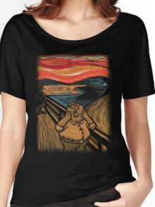 Scream in Quahog Women's Relaxed Fit T-Shirt