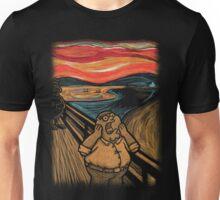 Scream in Quahog Unisex T-Shirt