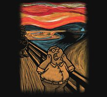 Scream in Quahog Unisex T-Shirt