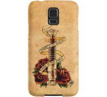 Old School Jedi Code Samsung Galaxy Case/Skin